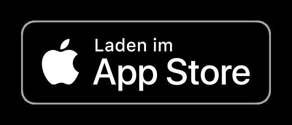 Laden Sie die App aus dem Appstore herunter
