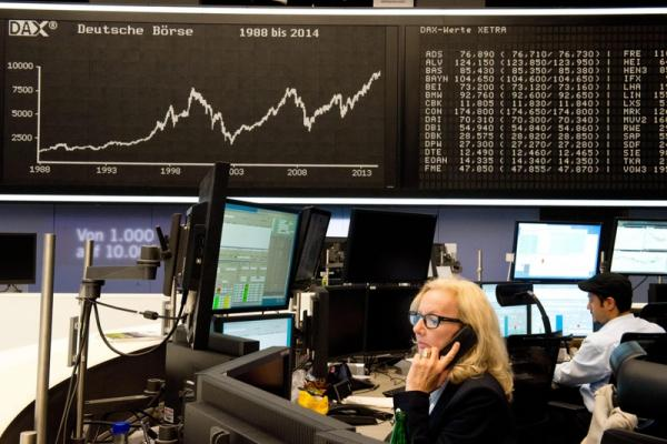 Germany stocks higher at close of trade; DAX up 1.43%