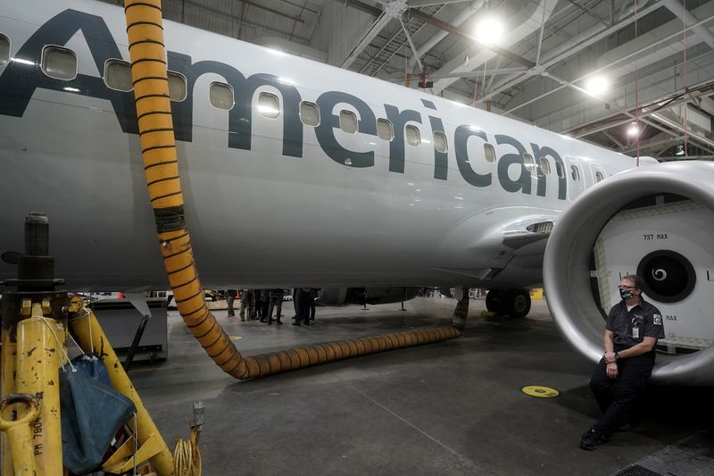 American Airlines to cut 1% of July flights as travel rebound strains operations By Reuters