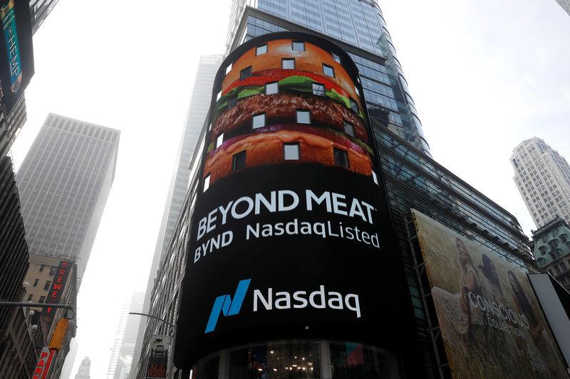 «Вегетарианцы» взвинтили цену наBeyond Meat