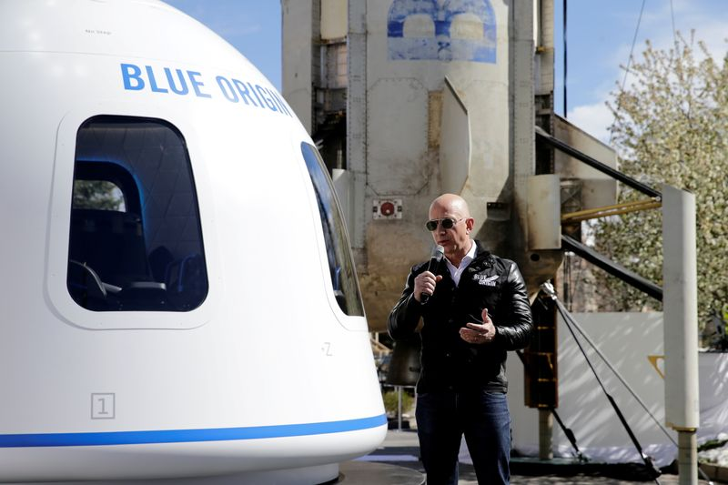 Blue Origin покинули более десятка ключевых руководителей