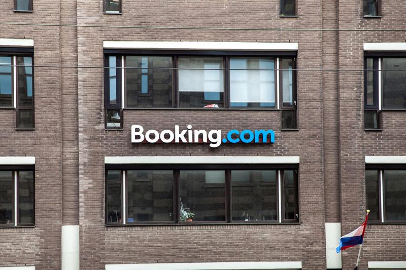 旅遊業仍未擺脫困境,線上預訂龍頭Booking一季度收入腰斬