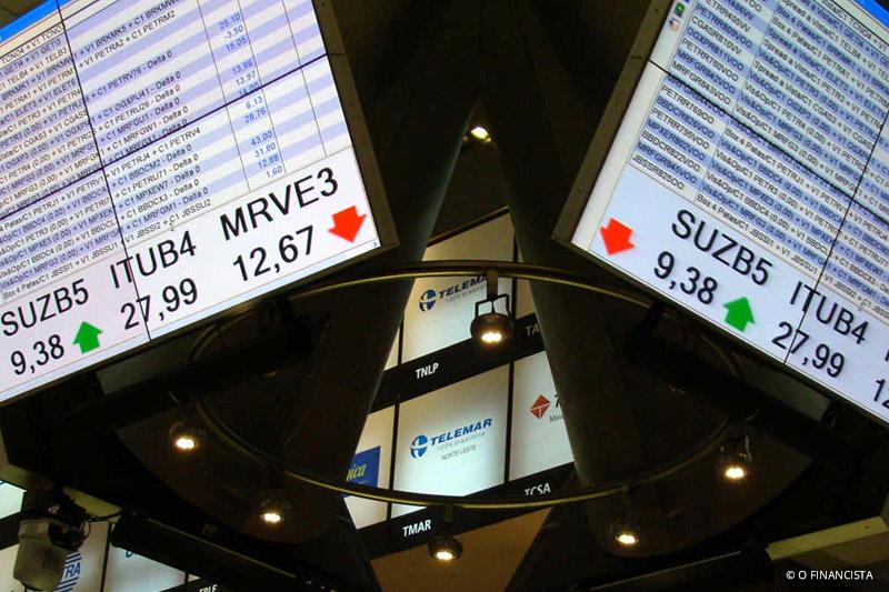 Рынок акций  Бразилии закрылся падением, Bovespa снизился на 1,51%