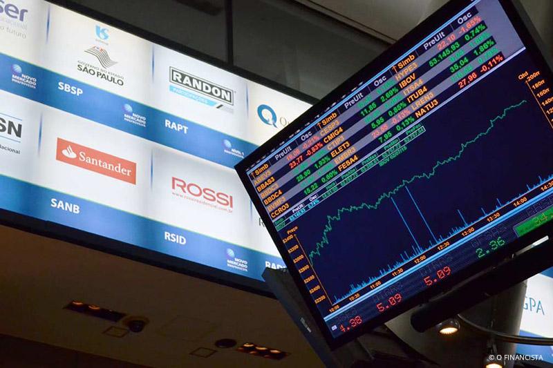 Saldo negativo de investimento estrangeiro na bolsa vai a R$ 1,07 bi em junho