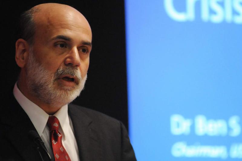 Gold futures fall to 6-week low ahead of Fed, Bernanke