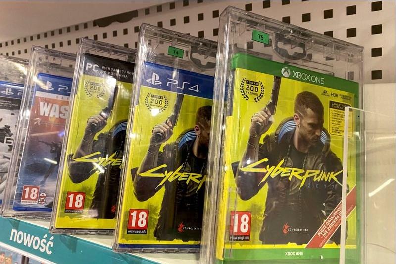 Cyberpunk 2077 wraca na PlayStation Store. CD Projekt w euforii