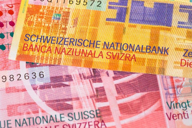 Индекс потребительских цен Швейцарии: 0,2% при прогнозе в 0,2%