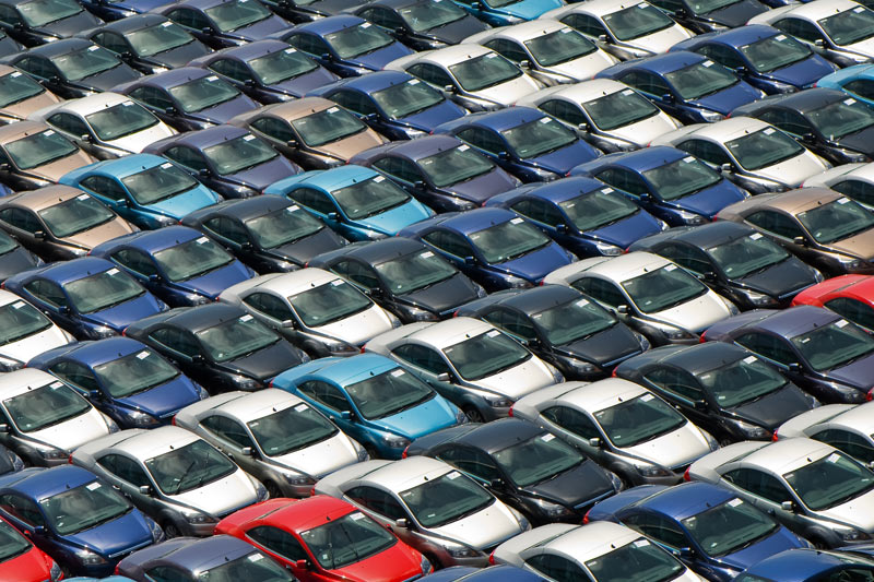 Otomotiv tedarik sanayi ihracatının 2021'de 10,5 milyar dolara, toplam otomotiv ihracatının ise 30 milyar dolara çıkacağı tahmin ediliyor