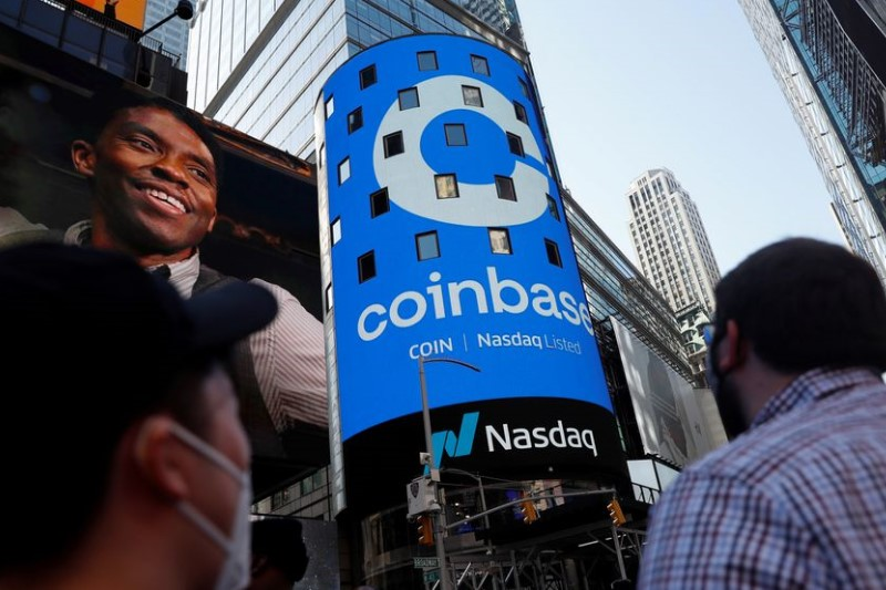 Goldman Sachs initiates Coinbase with a 'buy' rating
