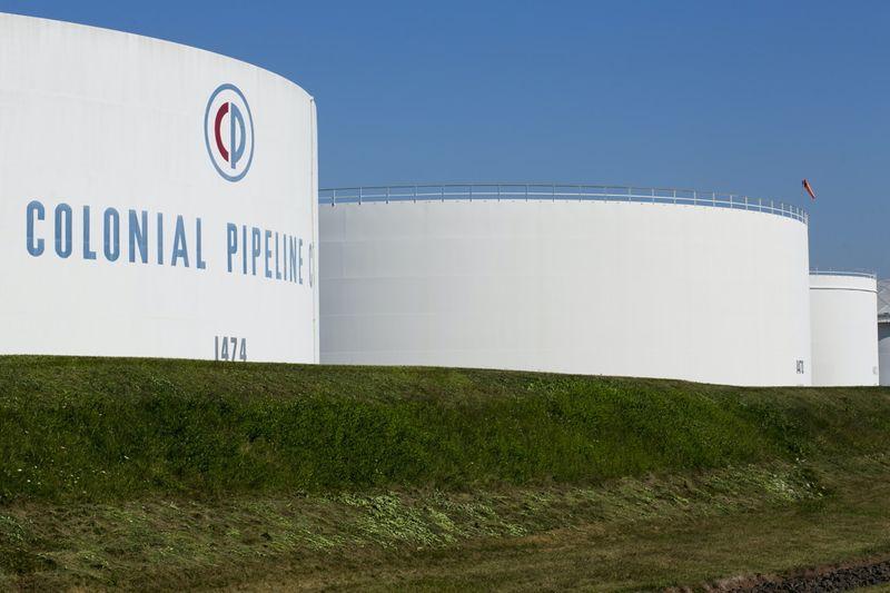 Oil Giants Slump Despite Hope Colonial Pipeline Back Online By Weekend