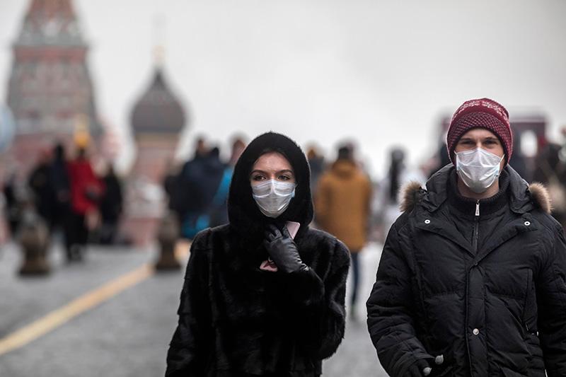 В России  за сутки выявлено более 28,2 тыс. новых случаев коронавируса; 552 умерших