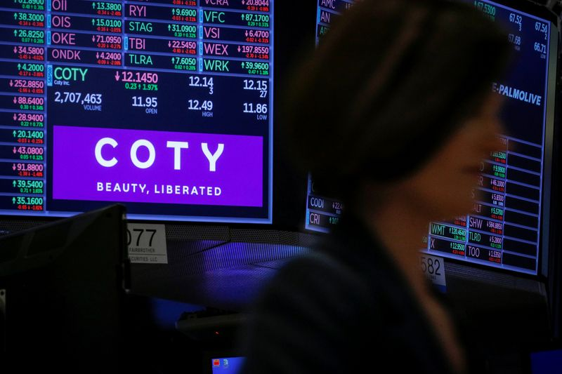 Coty's Strong Asia Sales Offset by Weakness in Europe