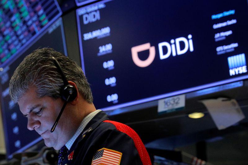 Акции Didi взлетели на 33%: ждет ли ее делистинг?