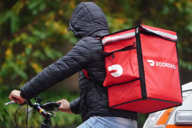 Food Delivery App Shares Gain as Firms Sue New York City Over Fee Caps