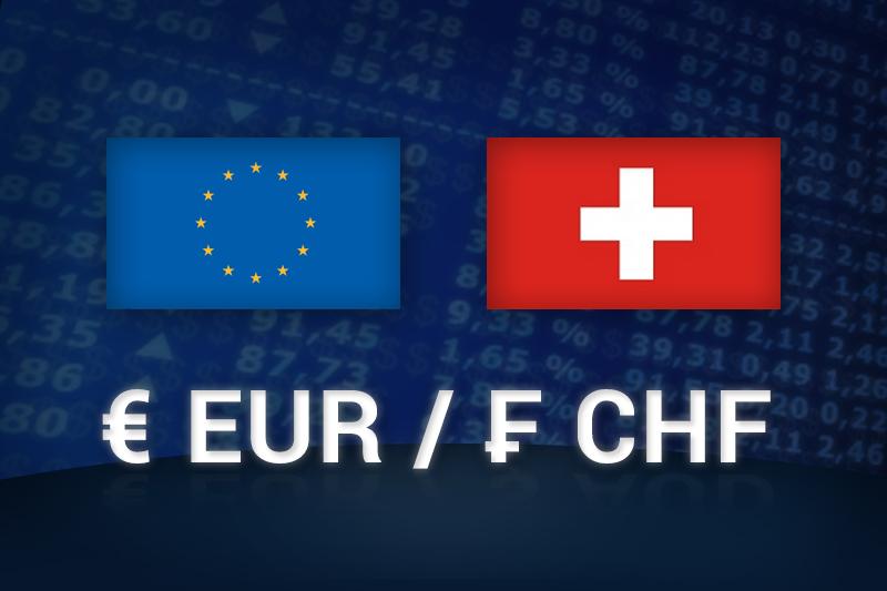 外国為替 - EUR/CHF  上昇
