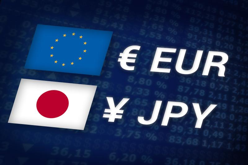 Forex - EUR/JPY 아시아 무역 기간 중에 위로