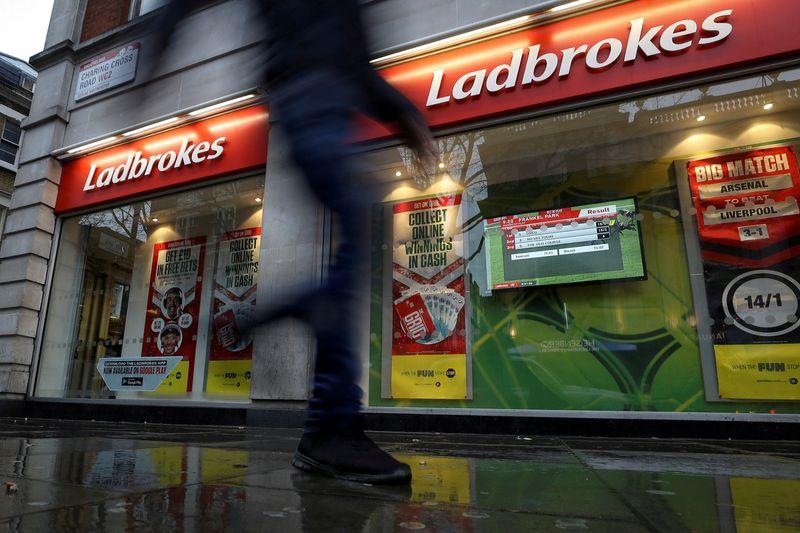 Entain Surges, DraftKings Falls As American Gambling Firm Makes $20 Billion Bid