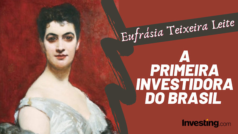 Eufrásia Teixeira Leite: como a 1ª investidora brasileira fez fortuna no século 20