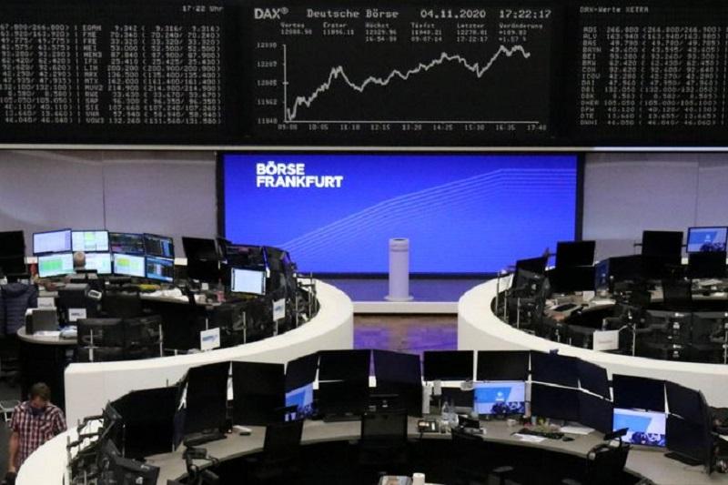 Rynek akcji Niemiec zamknął sesję spadkami. DAX stracił 0,72%