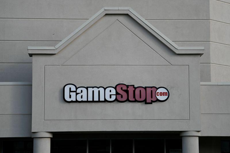 GameStop-Aktie extrem volatil - auch AMC Entertainment und Koss mit Vola-Spikes