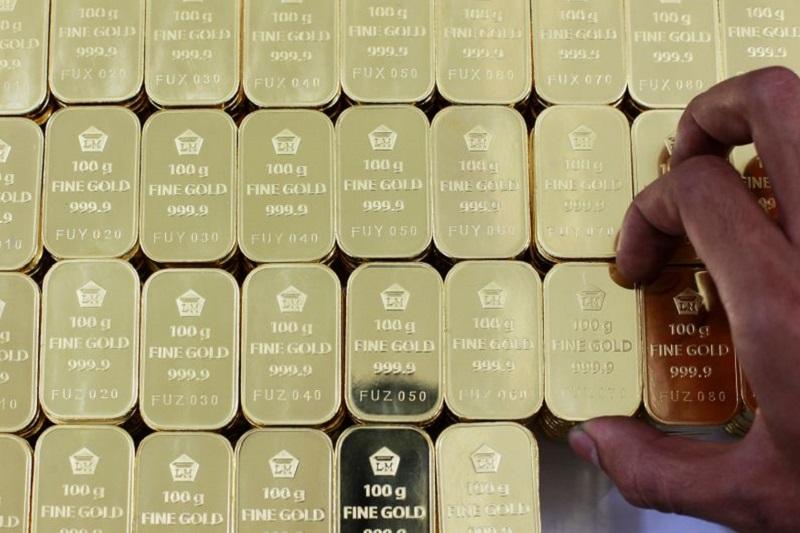 Goud futures hoger tijdens de Aziatische sessie