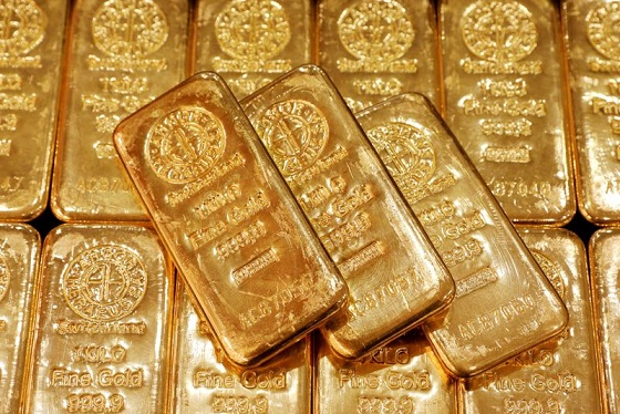 Gold Up as China Evergrande Concerns Continue