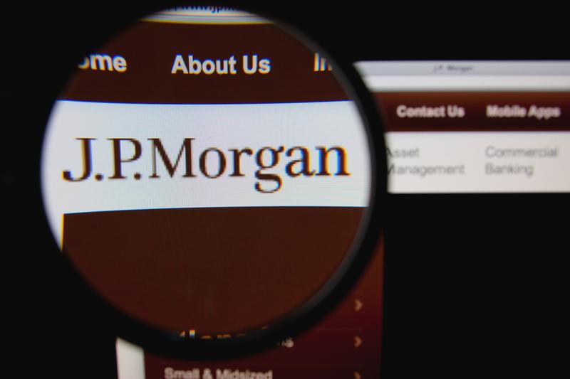 JPMorgan отчитался о росте прибыли почти на 25%