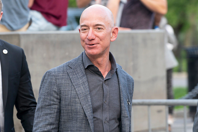 Bezos Bows Out, ADP Payrolls, Draghi's Return, OPEC - What's up in Markets