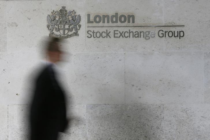 U.K. shares lower at close of trade; Investing.com United Kingdom 100 down 0.26%