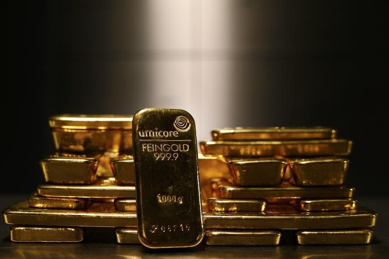 Gold Dips Beneath $1,800 in Pre-Fed Shadow Boxing