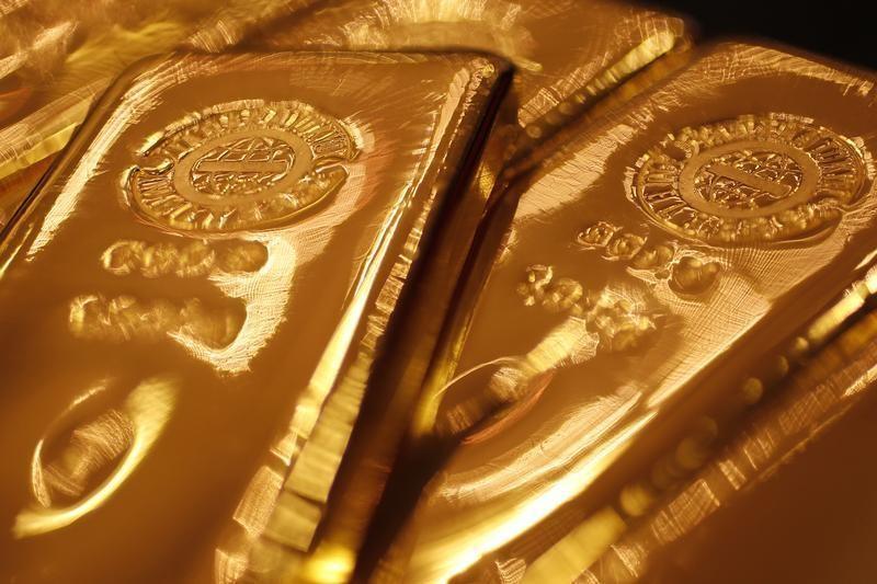 Futures Emas lebih rendah dalam dagangan Asia