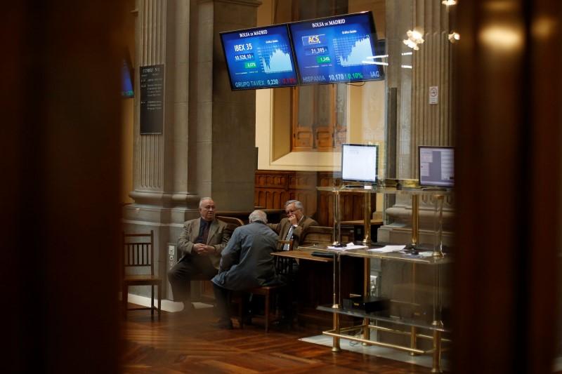 Рынок акций  Испании закрылся ростом, IBEX 35 прибавил 0,77%