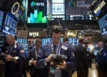 U.S. stocks higher at close of trade; Dow Jones Industrial Average up 1.00%