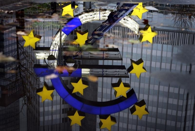 ユーロ圏消費マインド 予測 -5.8 対 -5.6