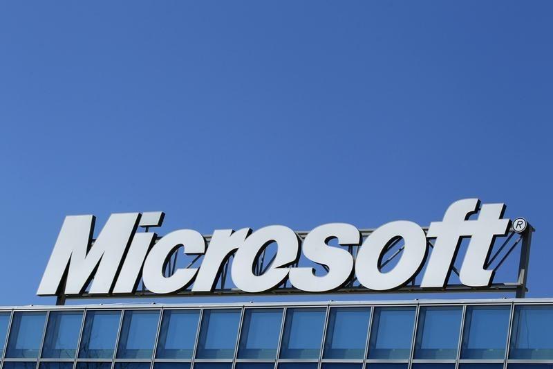 盤前異動:微軟漲超1%,宣布規模高達600億美元股票回購計劃