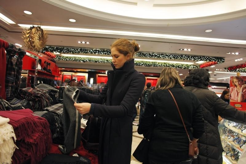 Macy's Gains On Improved Guidance As Customers Shop And Its Brands Hum