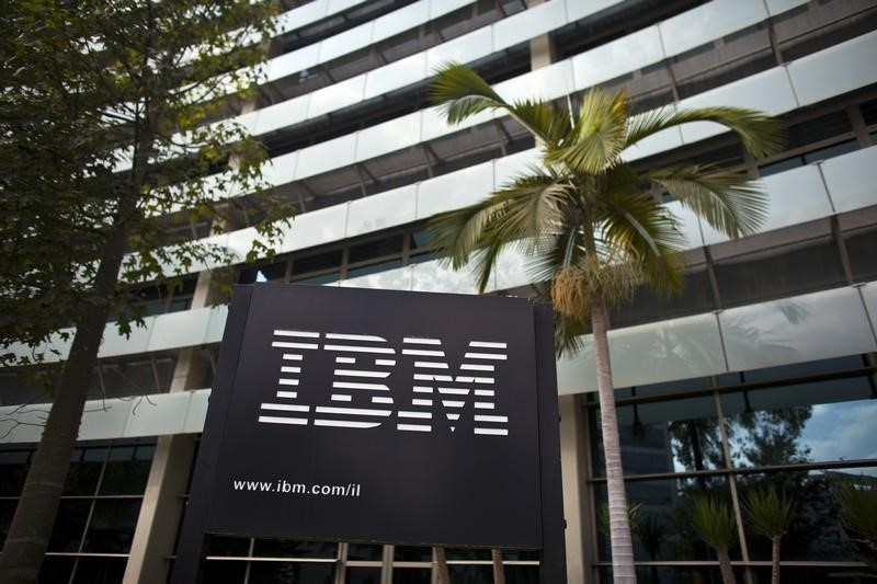 IBM Up 4% As More Clients On Hybrid Cloud Drive Topline, Margins