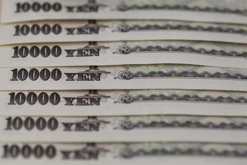 Forex - Yen up despite weak current account, focus on China, Greece