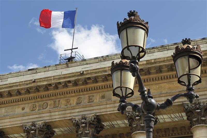Рынок акций  Франции закрылся падением, CAC 40 снизился на 0,48%