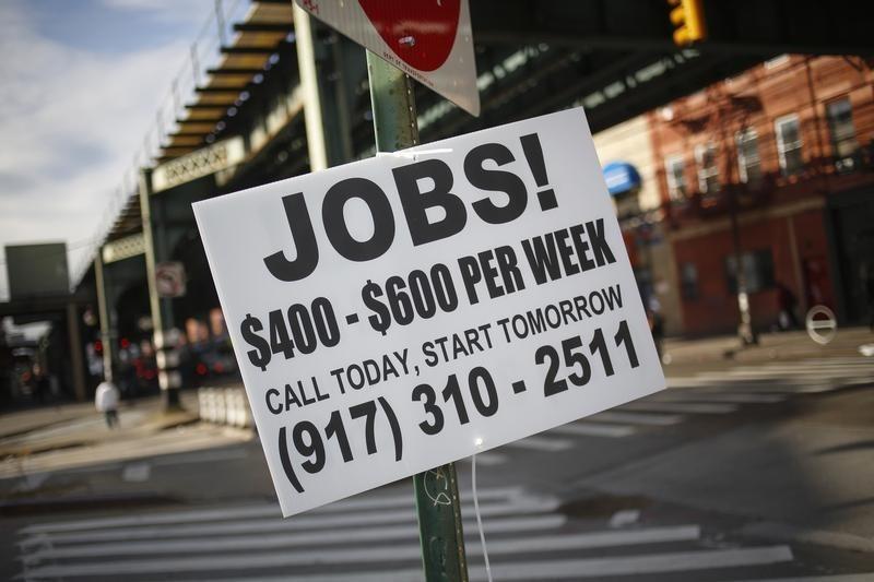 NFP: 151.000 créations d'emploi seulement, en août aux Etats-Unis