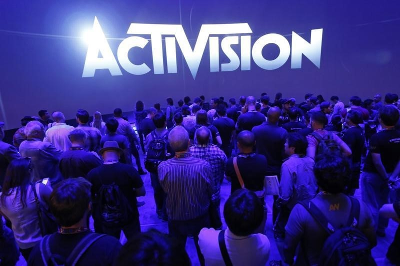 Activision Blizzard Lifts Outlook as Results Beat in Q2