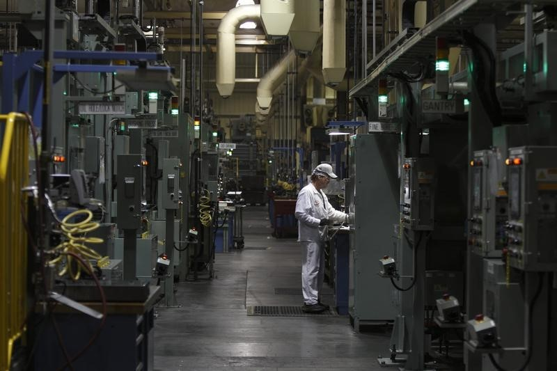 Chicago PMI falls more than expected in August, missing consensus