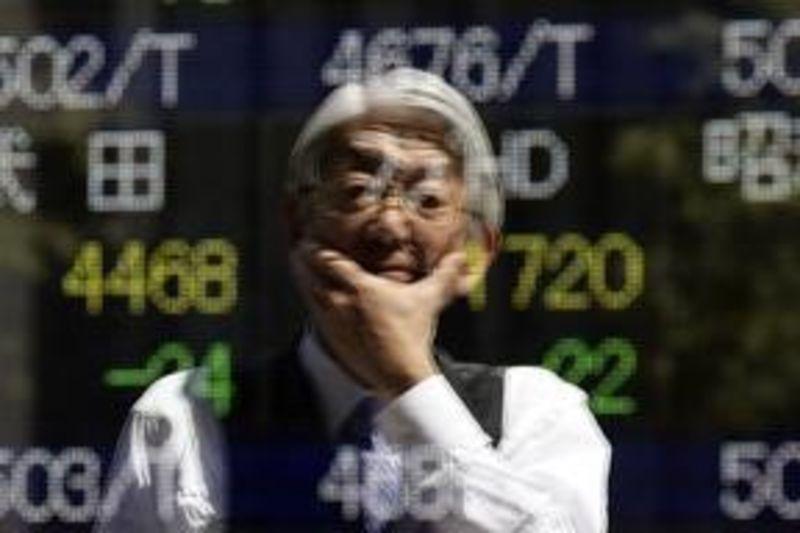 米国株式市場は大幅続落、中国危機や債務上限問題を警戒(20日)