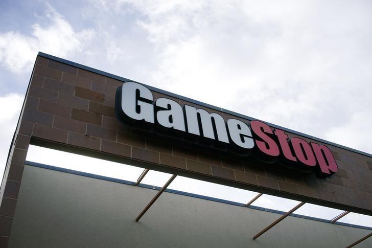 GameStop cae en bolsa después de que casas de bolsa restringen su operación
