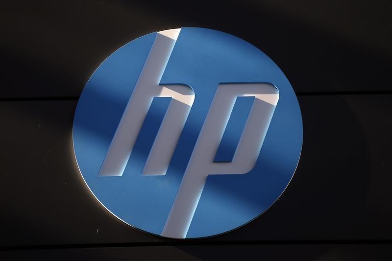 HP Falls On Warning Chip Shortage May Hurt Supplies