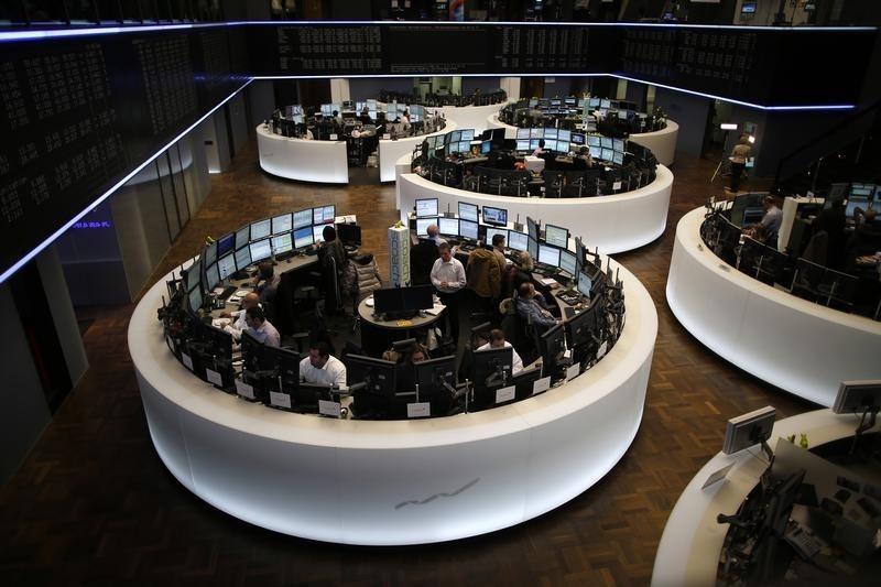 Europas Börsen geraten mit steigenden Anleiherenditen unter Druck
