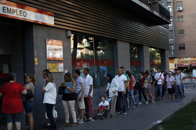 Spanish unemployment rate 18.75% vs. 18.60% forecast