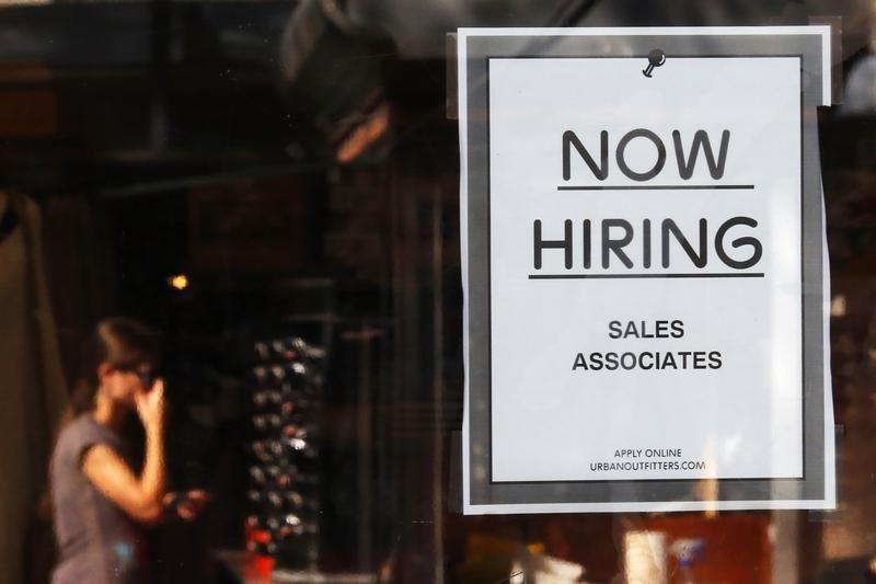Criação de emprego nos EUA muito abaixo das expectativas