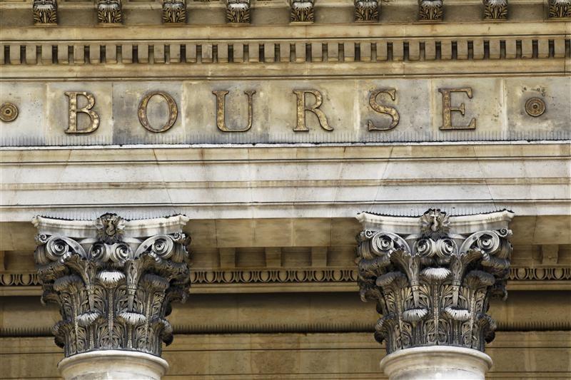 CAC 40: La BCE pousse la bourse de Paris dans le vert