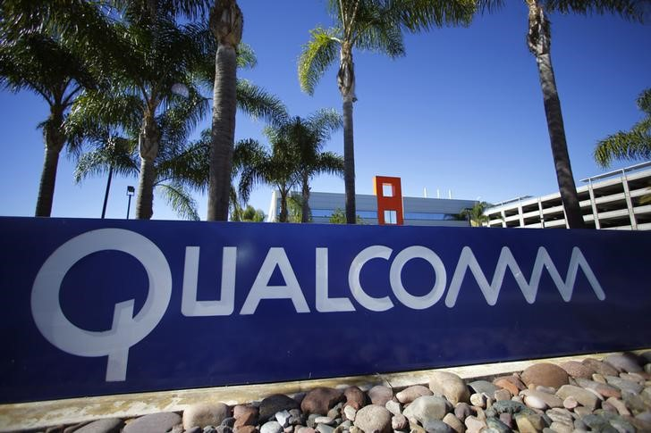 Qualcomm Trades Higher As It Forecasts Trend Toward 5G